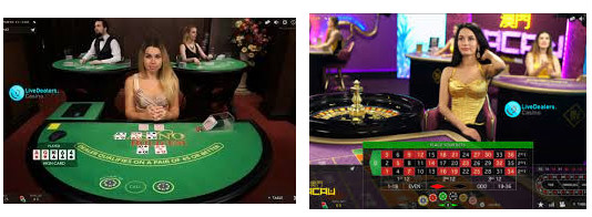 Bandar judi live casino
